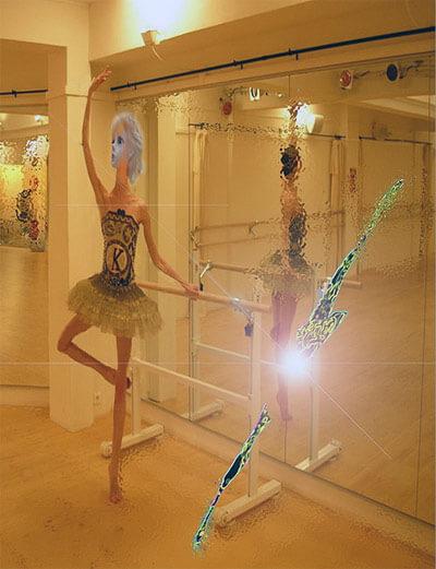 Балерина анорексия