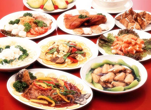 Диетическая китайская кухня