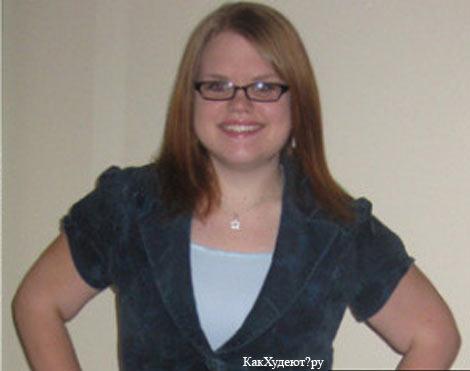 Фото Кристины после похудения