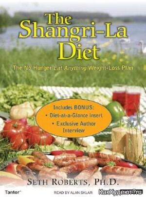 книга диета шангри-ла