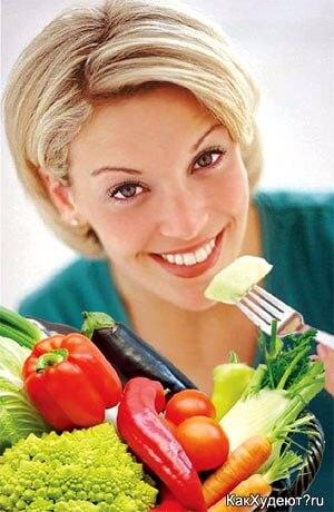 продукты с отрицательной калорийностью помогут похудеть за пару дней