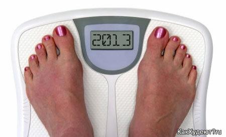 Как похудеть в 2013 году