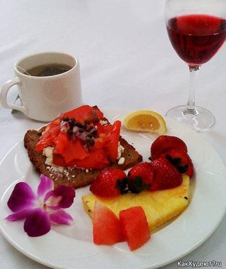 Завтрак доктора Уэйла