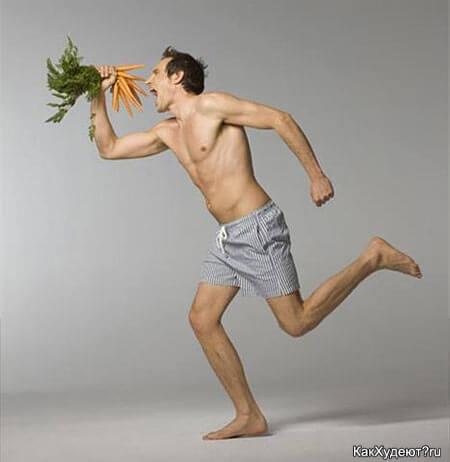 Гимнастика и питание