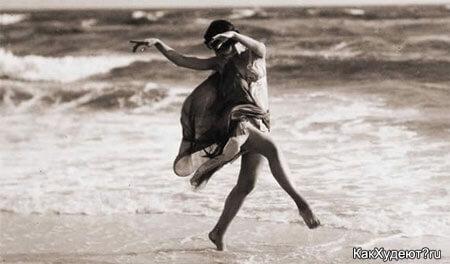 Танцы для похудения летом