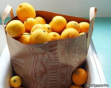 Лимон поможет