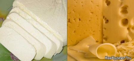 Какой сыр выбрать?