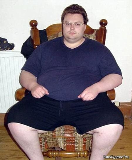 Толстый и грустный