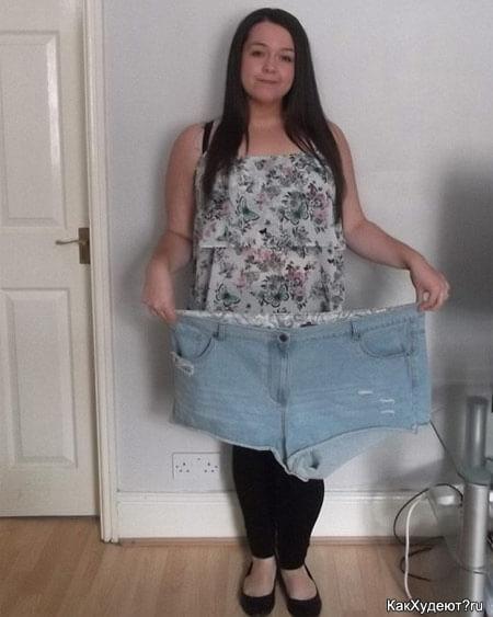 После похудения: минус 38 кг