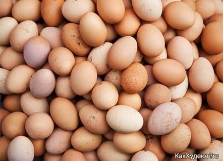 Яйца очень важны и нужны