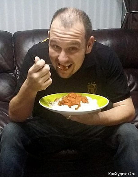 Карри на завтрак для похудения