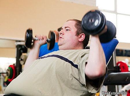 Фитнес для похудения секреты
