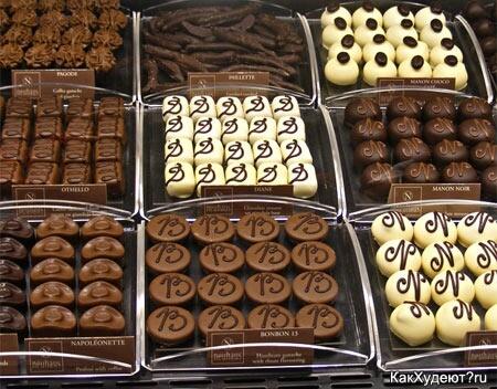 Нездоровое питание в Бельгии