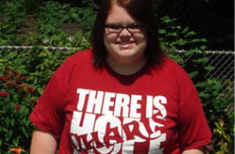 История успеха: YouTube помог Кристин похудеть на 73 кг