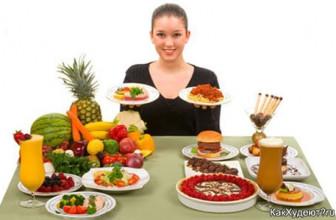 Как сесть на диету?
