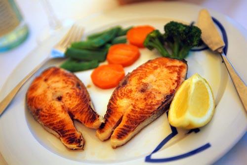 Отзывы о рыбной диете
