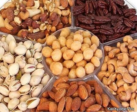 Чем полезны разные орехи
