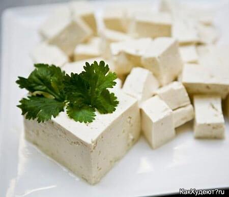 Чем опасен сыр тофу