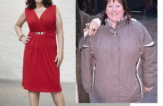 Медсестра похудела больше чем на 50 кг после того, как застряла в кресле в Диснейленде